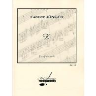 JUNGER F. K FLUTE SOLO