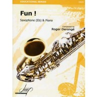 DERONGE R. FUN! SAXO ALTO