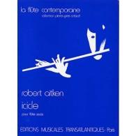 AITKEN R. ICICLE FLUTE SOLO