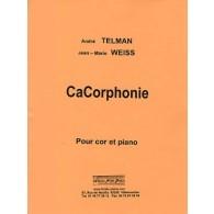 TELMAN A./WEISS J.M. CACORPHONIE COR