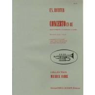 RICHTER F.X. CONCERTO EN RE TROMPETTE