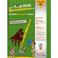LE TOUT PETIT BASSONISSIMO VOL 01 BASSON