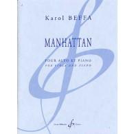 BEFFA K. MANHATTAN ALTO