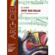 SCREVE E. SWEET BASS BALLAD CONTREBASSE