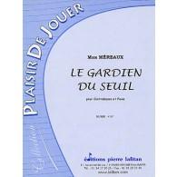 MEREAUX M. GARDIEN DU SEUIL CONTREBASSE