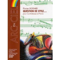 GODARD F. QUESTION DE STYLE CONTREBASSE