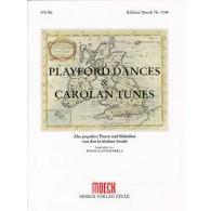 O'CAROLAN T. PLAYFORD DANCES & CAROLAN TUNE FLUTE A BEC
