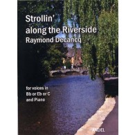 DECANCQ R. STROLLIN' ALONG THE RIVERSIDE FLUTE A BEC