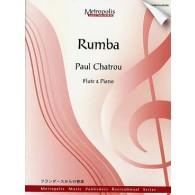 CHATROU P. RUMBA FLUTE