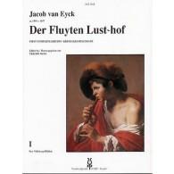VAN EYCK J. DER FLUYTEN LUST-HOF VOL 1 FLUTE A BEC