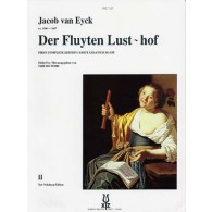 VAN EYCK J. DER FLUYTEN LUST-HOF VOL 2 FLUTE A BEC