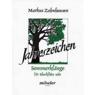 ZAHNHAUSEN M. JAHRESZEICHEN FLUTE A BEC