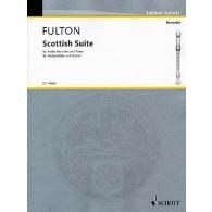 FULTON N. SCOTTISH SUITE FLUTE A BEC