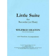 HEATON W. LITTLE SUITE FOR RECORDER