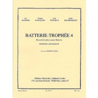 BATTERIE TROPHEE VOL 4