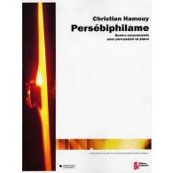 HAMOUY C. PERSEBIPHILAME PERCUSSIONS