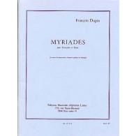 DUPIN F. MYRIADES PERCUSSIONS