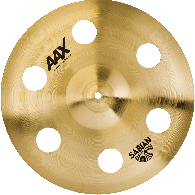 SABIAN AAX CRASH 16 O-ZONE