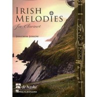 JOHOW J. IRISH MELODIES CLARINETTE
