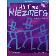 JOHOW J. ALL TIME KLEZMERS ACCORDEON