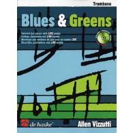 VIZZUTTI A. BLUES & GREENS TROMBONE