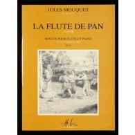 MOUQUET J. LA FLUTE DE PAN FLUTE