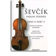 SEVCIK OPUS 2 PART 3 VIOLON