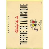 DANHAUSER A. ABREGE DE LA THEORIE DE LA MUSIQUE