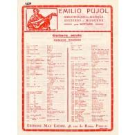 PUJOL E. TRIQUILANDIA N°2 GUITARE