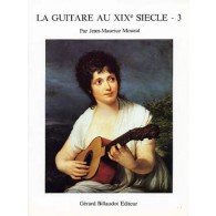 LA GUITARE AU 19ME SIECLE VOL 3 GUITARE