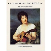 LA GUITARE AU 19ME SIECLE VOL 4 GUITARE