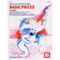 MURO J.A. BASIC PIECES VOL 1 GUITARE