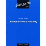 VIARD B. PROMENADE SUR BROADWAY GUITARE