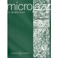 NORTON C. MICROJAZZ FOR DOUBLE BASS CONTREBASSE