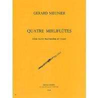 MEUNIER G. MIRLIFLUTES FLUTE
