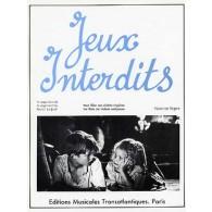 JEUX INTERDITS FLUTE