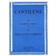 FUSTE-LAMBEZAT M. CANTILENE HAUTBOIS