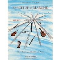 JOUBERT C.H. BERCEUSE ET MARCHE HAUTBOIS