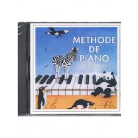 HERVE C./POUILLARD J. CD METHODE DE PIANO