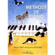HERVE C./POUILLARD J. METHODE DE PIANO