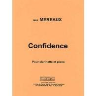 MEREAUX M. CONFIDENCE CLARINETTE