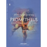 STEVENS J. PROMETHEUS AND THE GIFT OF FIRE TROMPETTE