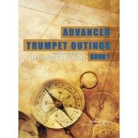 RESKIN C. ADVANCED TRUMPET OUTINGS BOOK 1