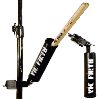 VIC FIRTH ETUI BAGUETTE RIGIDE SUR CLAMP