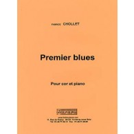 CHOLLET F. PREMIER BLUES COR