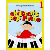 CHILDREN'S POP VOL 1 PIANO