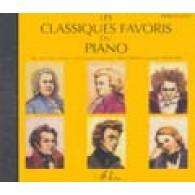 CLASSIQUES FAVORIS DU PIANO DEBUTANTS CD
