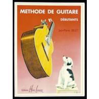 BILLET J.P. METHODE DE GUITARE