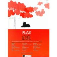 HEUMANN H.G. PIANO DETENTE VOL 1