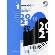 PIANO 20 21 VOL 1